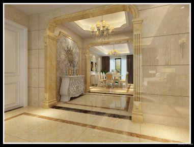 350平米别墅现代简约家装装修图片设计