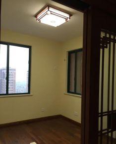 合肥中式风格三房装修设计效果图 铂金汉宫小区
