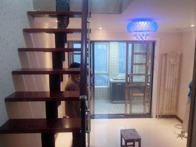 咸阳尚城公馆小户型复式楼装修设计