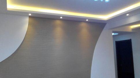 咸阳理想城 简约风格三房装修设计