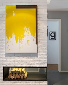 中山奥园三期 北欧风格家庭装修设计效果图