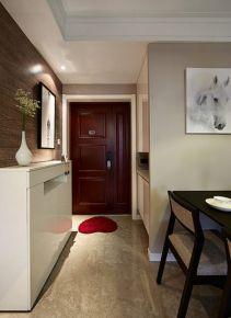 中山保利国际三期 现代风格二居室装修效果图