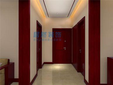 天津栖仙公寓新中式风格装修,够档次不