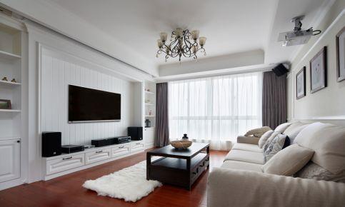 顺德现代风格三居室装饰设计-顺德碧桂园