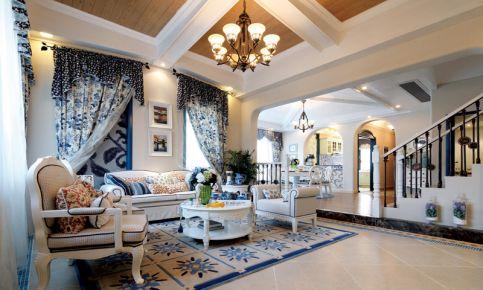 中山北欧风格家庭装修设计效果图-优格国际
