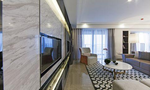 顺德现代风格四居室装修设计欣赏-顺德碧桂园
