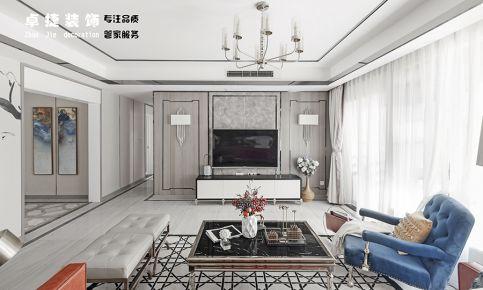 宁波现代风格三房装修设计效果图 绿城御园