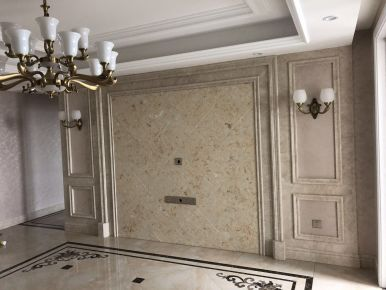 扬州现代风格家庭装修设计 骏河国际小区