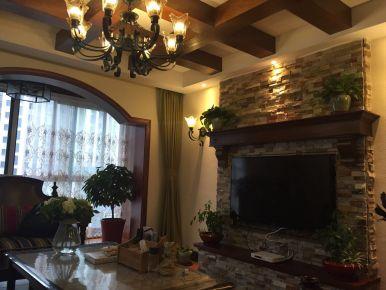 扬州法式风格别墅装修设计 世纪家园小区