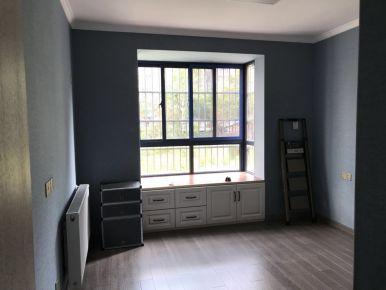 扬州简约风格家庭装修设计 三房装修设计效果图