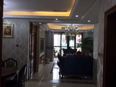 扬州混搭欧式风格三房装修设计 仪征金水湾小区