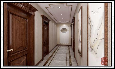 洛阳香槟国际 中式风格家庭装修设计案例