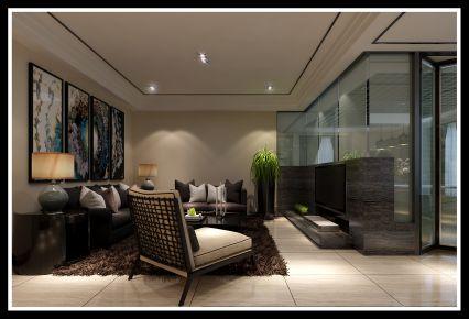 佛山私人会客室现代风格装修效果图