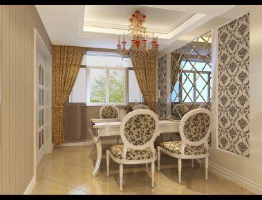 徐州奥林匹克花园 现代风格三居室装修设计