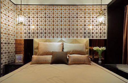 苏州现代风格别墅装修设计效果图 招商雍和苑