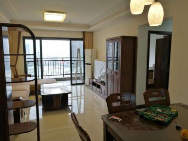 珠海简约现代风格家庭装修设计效果图 华发未来荟