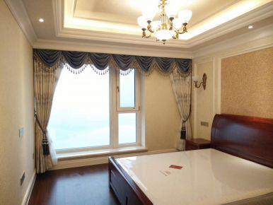 武汉美式风情四居室装修设计效果图欣赏 汉街