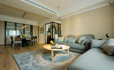 贵阳现代简约风格家庭装修 演绎极致温馨时尚大宅