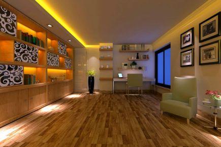 佛山欧式风格复式楼样板房图片