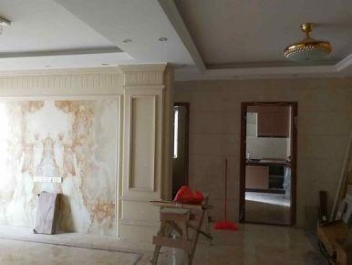 佛山南海富丰君御  欧式风格三房装修设计