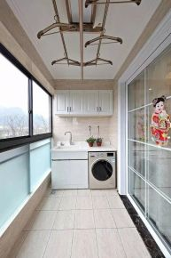 武汉北欧风格二居室装修效果图 简约风格两房装修