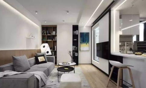 温州现代简约装修设计 晏江家园