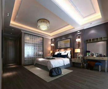 福州现代风格三房装修设计 福州家庭装修设计欣赏