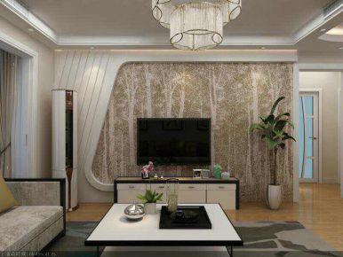 廊坊固安县 现代风格两房装修设计效果图欣赏