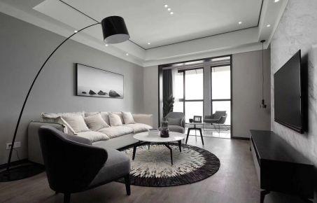 长春东湾半岛 现代风格两房装修设计