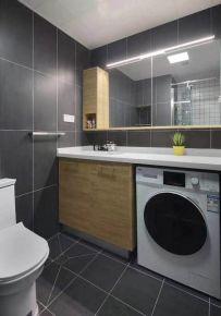青岛60平小公寓北欧风格设计效果图欣赏