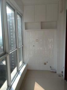 郑州简约风格三房装修设计效果图 翡翠城6号楼