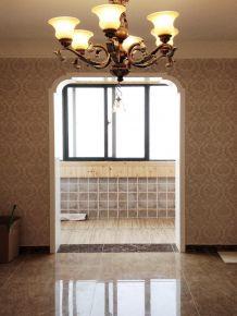 郑州欧式风格家庭装修设计效果图 理想名城21号楼