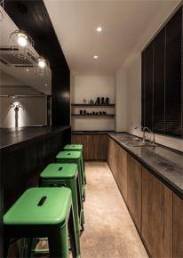 东莞个性化办公空间装修设计效果图欣赏