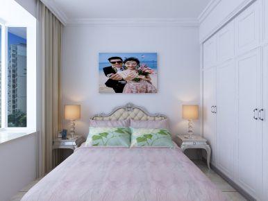 烟台现代三房装修设计效果图欣赏 莱阳县龙鑫佳苑