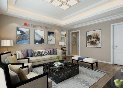 佛山星英半岛陈小姐雅现代风格家庭装修设计