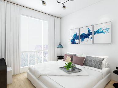 长沙世茂御龙湾 现代风格两房装修设计