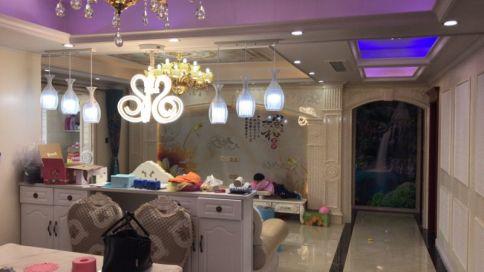 郑州欧式风格三房装修设计 简欧系列家庭装修效果图