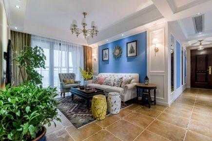 长沙宅速美装饰轻美式,营造自由、舒适的生活空间