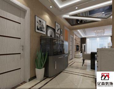 廊坊现代风格三房装修设计欣赏  金地阳光小区