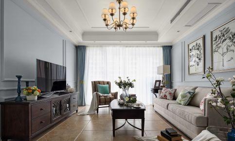 美式风格家装设计案例 美式风格家装效果图欣赏