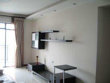 武汉简约风格三房装修设计效果图  徐宅装饰工程