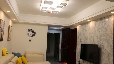 武汉现代风格两房装修设计 方宅装饰工程