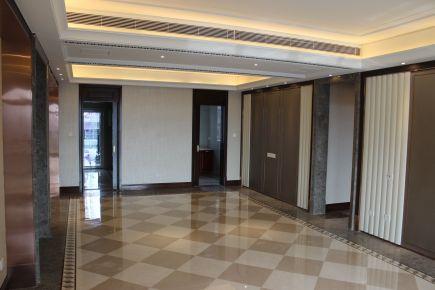 武汉现代风格四房装修效果图 冯宅装饰工程