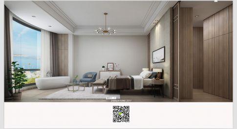 佛山现代风格三房装修设计 现代风格家庭装修效果图