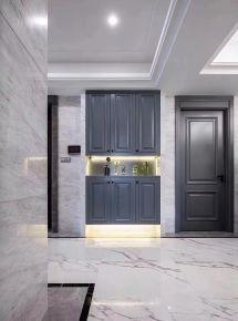 重庆现代简约风格家庭装修 现代简约风格复式装修