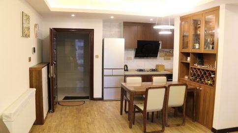 武汉欧式风格两房装修设计 黄宅装饰工程