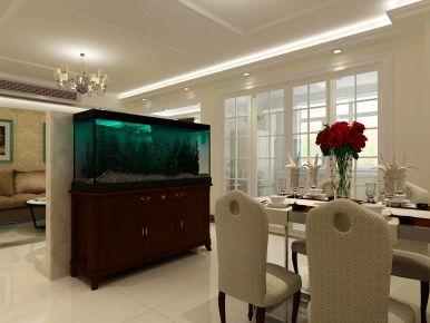 扬州星都芳庭 现代风格三房装修设计