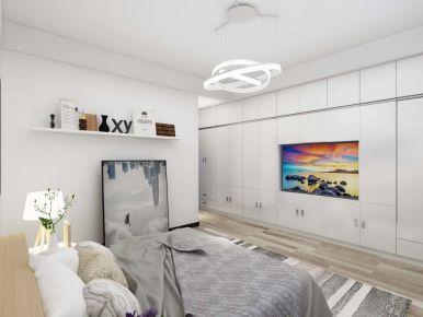 绍兴149平米现代风格家庭装修效果图 城市之星