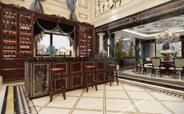 南宁欧式奢华风格别墅装修设计 欧式风格别墅装修效果图