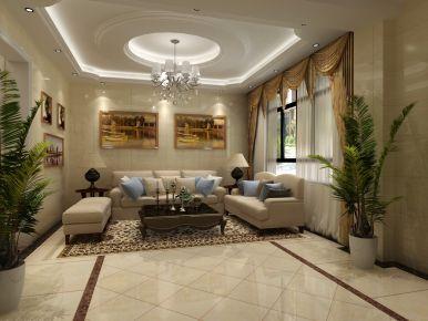 扬州欧式风格别墅装修设计 红桥别墅装修设计欣赏